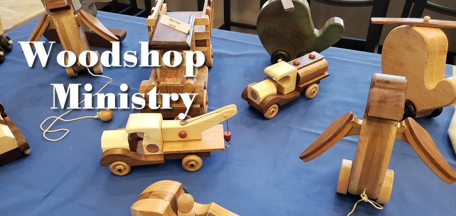 Woodshop Ministry