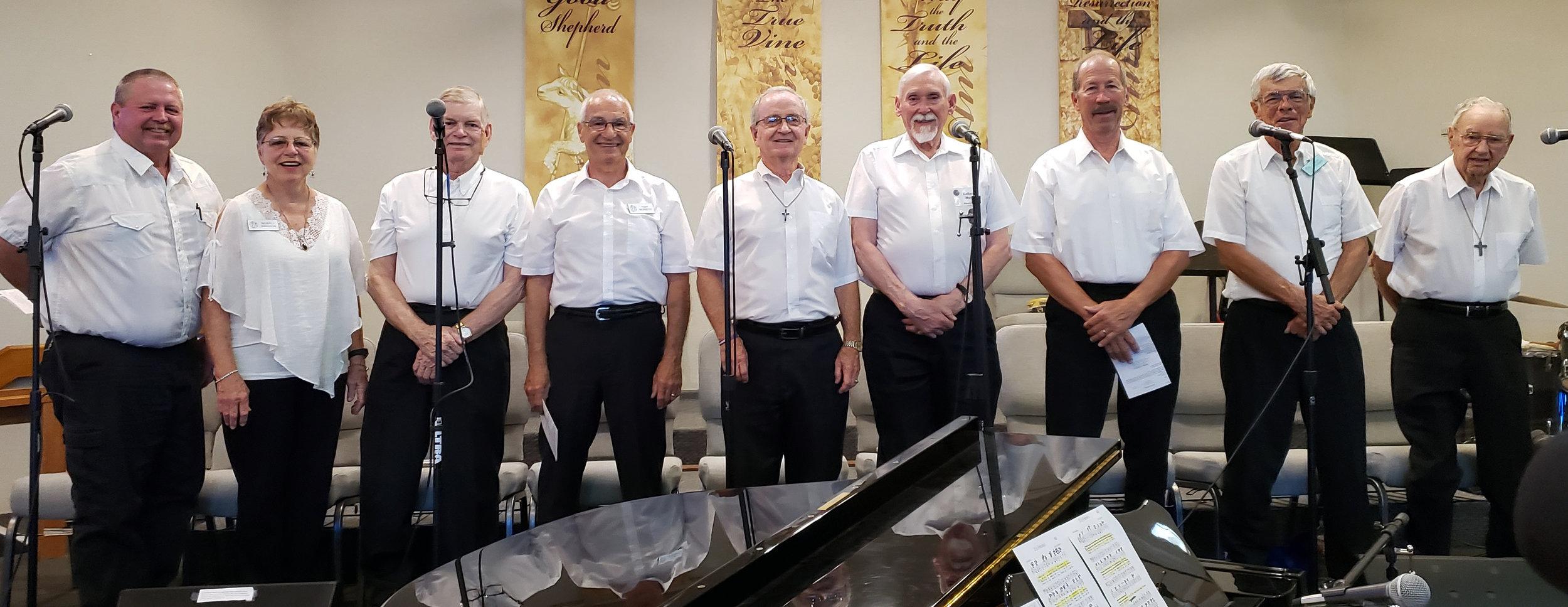 Bass Clef Choir