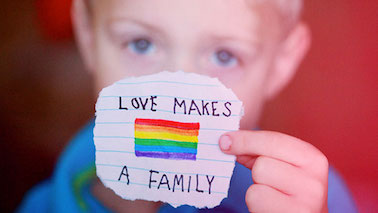 Gay Pride Celebrations - by Dannielle Owens-Reid & Kristin Russo, co-founders of My Kid Is Gay