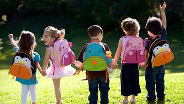Son Bullied for 'Girly' Backpack - by Karen Thompson