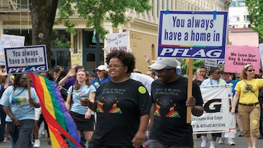 My Son Isn't Ready forMe to Go to PFLAG - by Polly Kim