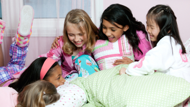 Why Is There a DoubleStandard with Sleepovers? - by Dannielle Owens-Reid