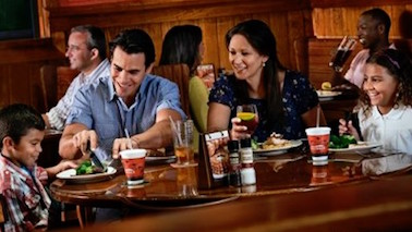 Celebrating, Coming Out, and Mourning at Outback Steakhouse -