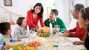 5 Things Not to Say to Your LGBTQ Child at Thanksgiving Dinner - by Alyse Knorr