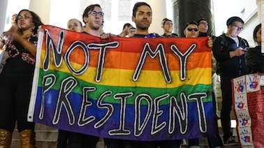 (At Least) 5 Ways to Show Up for the LGBTQ Community During Trump - by Amanda Neumann