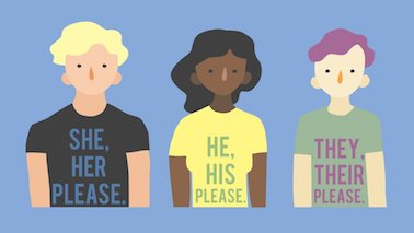 7 Ways To Support Someone Who's Changing Their Name & Pronouns - by Jamey Hampton