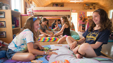 Should I Let My Daughter and Her Girlfriend Share a Cabin at Summer Camp? - by Kirsten