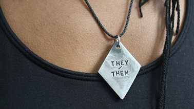 They/Them Pronouns Have Come Between My Child and Me - by Julie Tarney