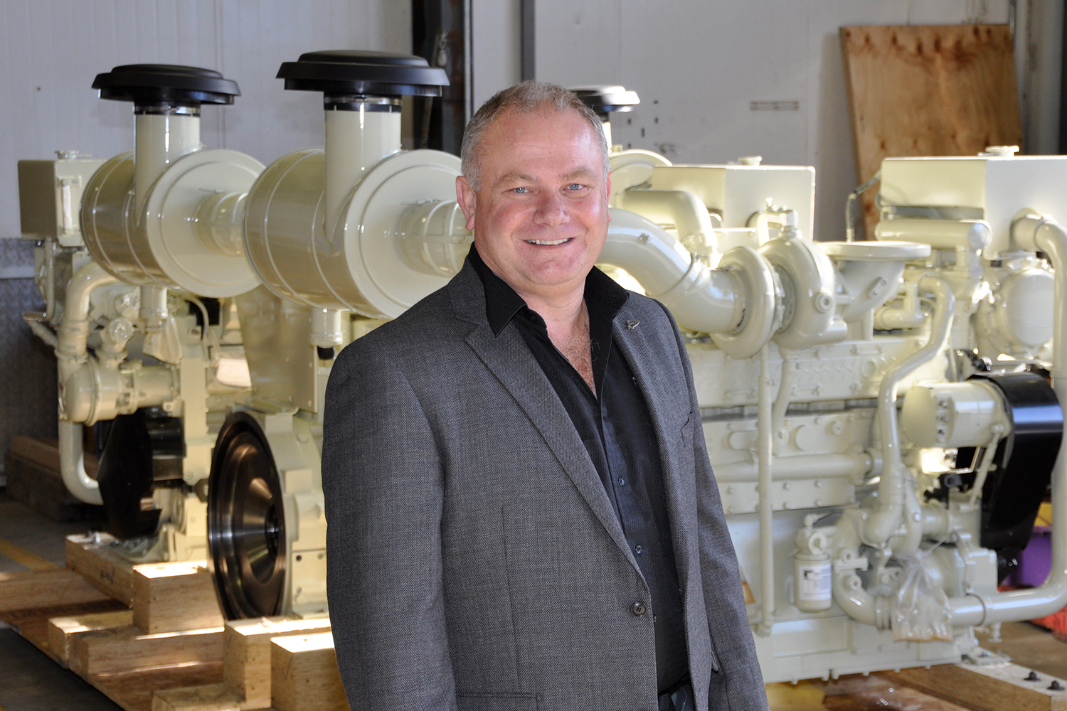 Steve SullivanFounder / Managing Director - Steve has worked in the marine engineering and hydraulic business on the Port of Nelson for over 30 years, starting as a fitter and turner apprentice with Nalder & Biddle. Steve worked his way up to being General Manager at Challenge Marine Ltd, growing the company from a small jobbing workshop to a key player in marine engineering in the early 2000's.Post Challenge Steve has co-owned and owned a number of successful Hydraulic and Engineering companies. Steve had the vision to purchase 50% share of the Aimex business in Port Nelson, which specialised in Automotive engineering and had a staff level of six. Forging on Steve changed the focus from automotive to marine engineering.Specialising in the sales and service of the Rapp Hydema products, Steve heads the team assigned to represent these brands in both New Zealand and Australia adding to the marine engineering focus. Over the years from 2009 when the business was created he has added a number of new services and disciplines to the organisation. Steve has been involved in a number of new vessel builds and brings a wealth of not only hydraulic and engineering, but solid commercial acumen to the business, which has underpinned the success of the wider Aimex group of companies to date.