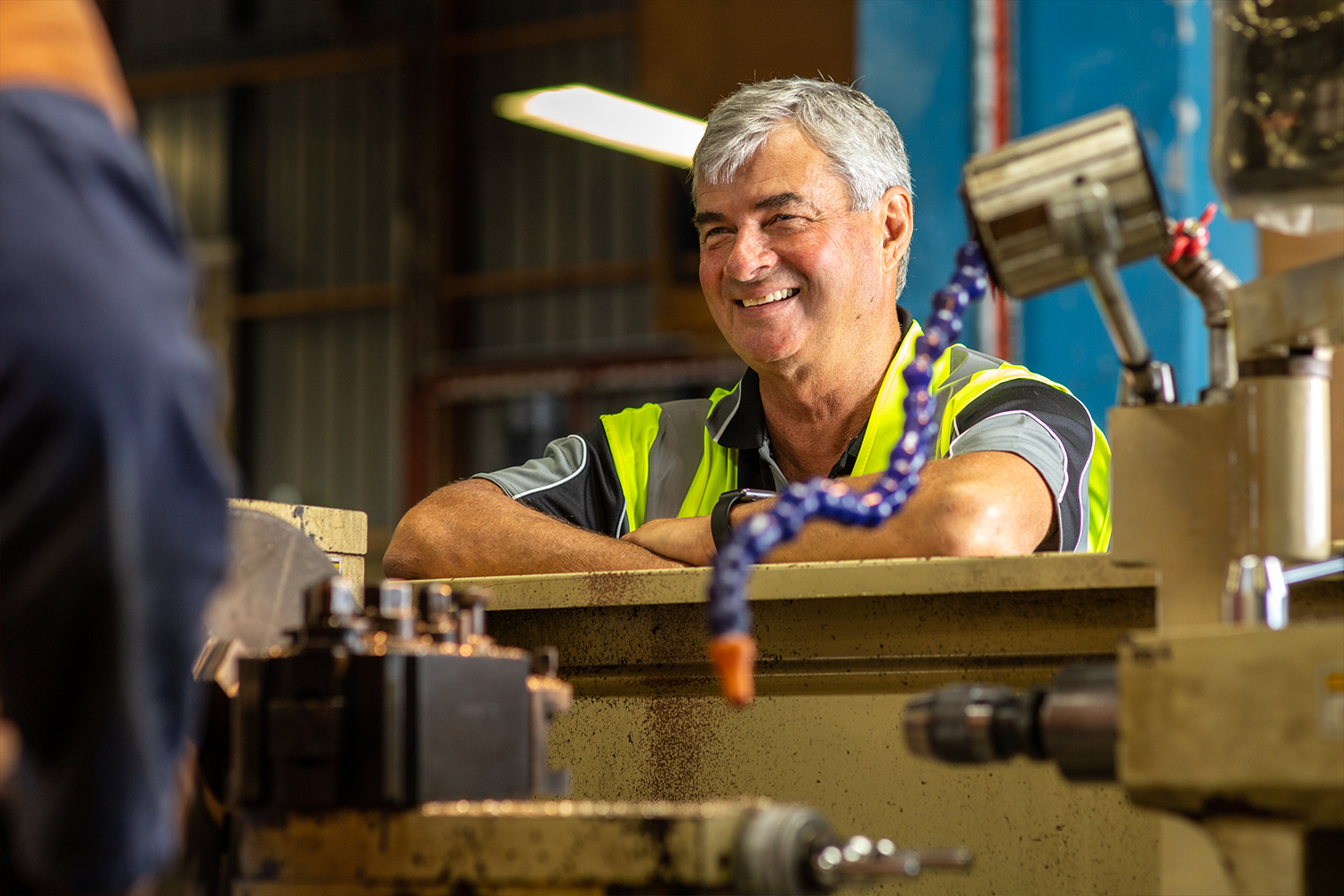 mark teeceowner / director - Mark has an extensive background in mining and marine engineering. Mark has been a Chief Engineer, Assistant Superintendent and then Superintendent for Sealords looking after a fleet of vessels ranging from 42mtrs to 90mtrs and up to 10 vessels both in New Zealand and International waters.While Mark is busy with Aimex he still contracts back to Sealords to manage the engineering requirements on a deep sea trawler working out of Mauritius. With Marks excellent knowledge, he commenced working at Aimex in 2014 as a Technical Director, however Mark has been a part owner of the business since 2003.