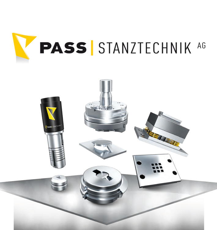 PASS - Leading CNC punching tools for Trumpf, Salvagnini or Thick Turret.