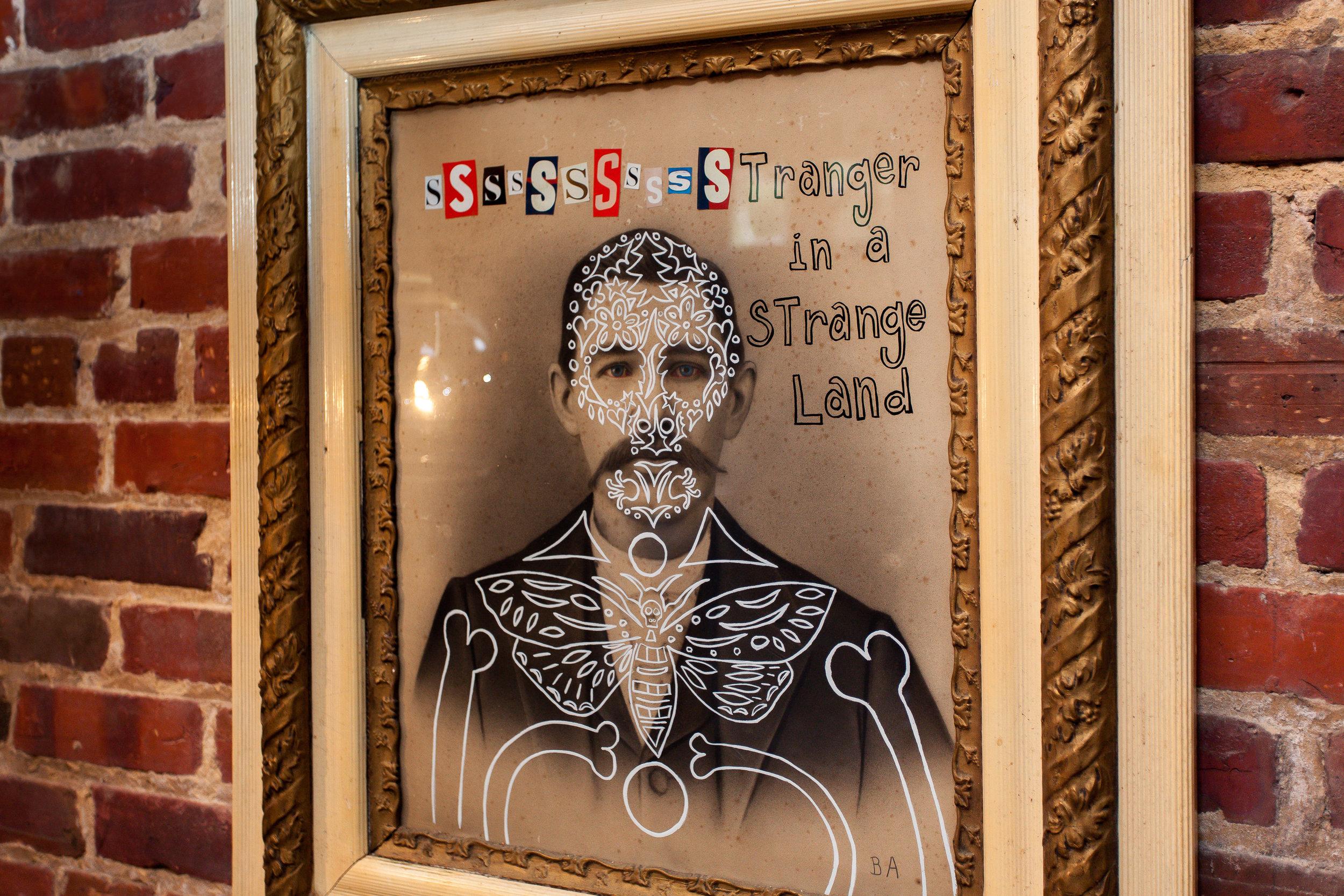 """""""Stranger in a Strange Land"""""""