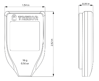 Trezor Modle T wallet size and specs.png