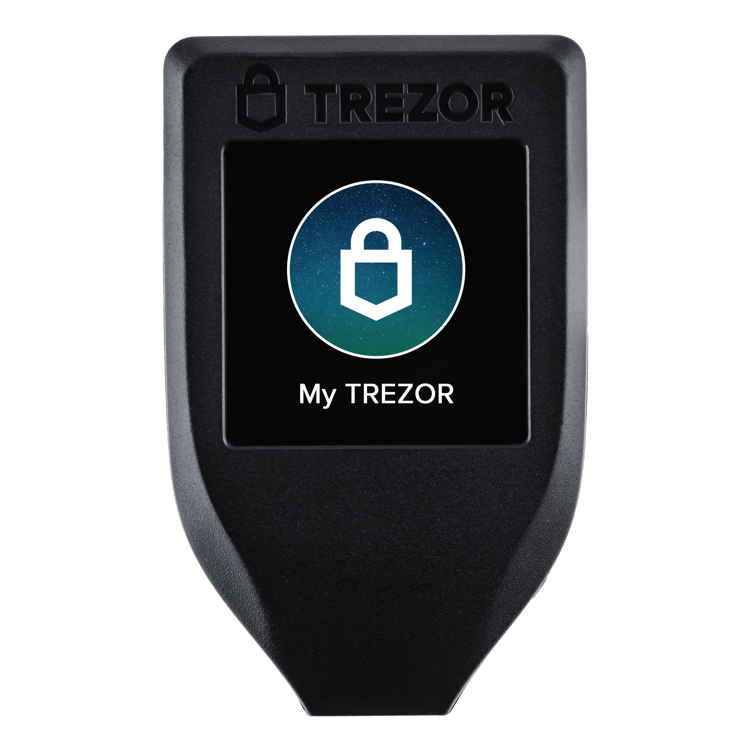 - Trezor Model T is a next-generation vault for your crypto