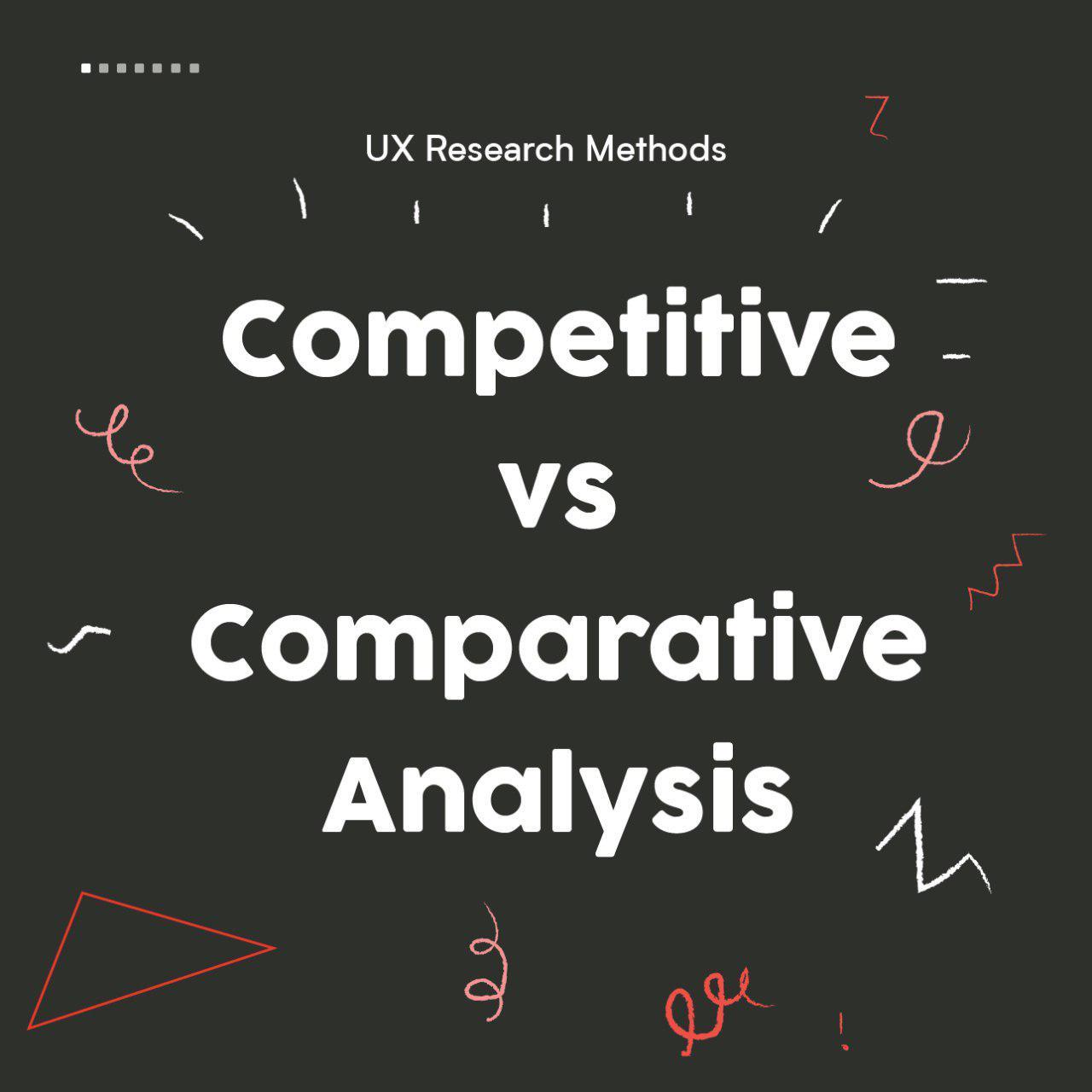 CompetitiveVSComparative