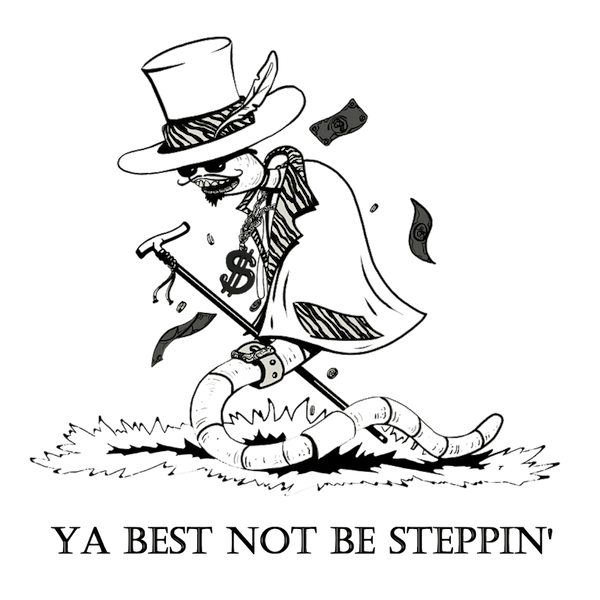 Ya Best Not Bes Steppin' Studio Be Sponsorship