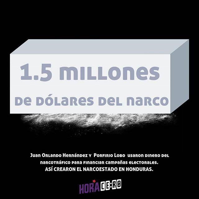 @juanorlandoh involucrado en narcotráfico no es una sorpresa para nadie.  Acá en Nicaragua sabemos que los narcotraficantes tienen via libre, también puestos dentro de los poderes del estado con nombre y apellido Rosales. ¡Ya no más narcoestado en la región!