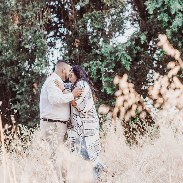 We're launching something shiny and new this Monday! Stay tuned. And how cute are Manny and Seidy at their engagement shoot?! The answer: so cute. . . . #engagementphotos #fallphotoshoot #fallphotography #stocktonca #stocktonphotographer