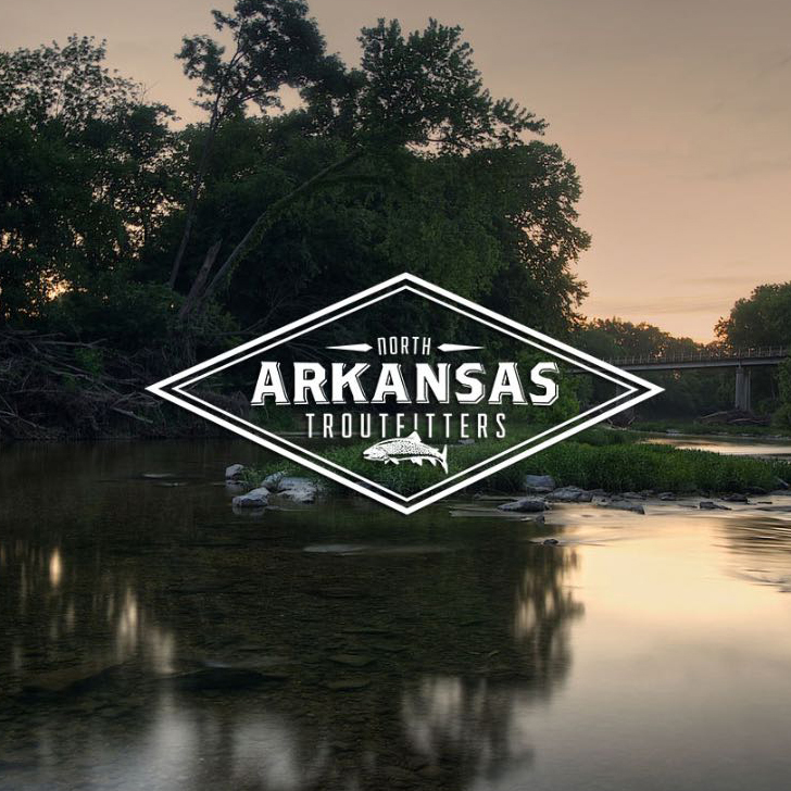 North Arkansas Troutfitters >   Branding, Print Collateral, Web Design