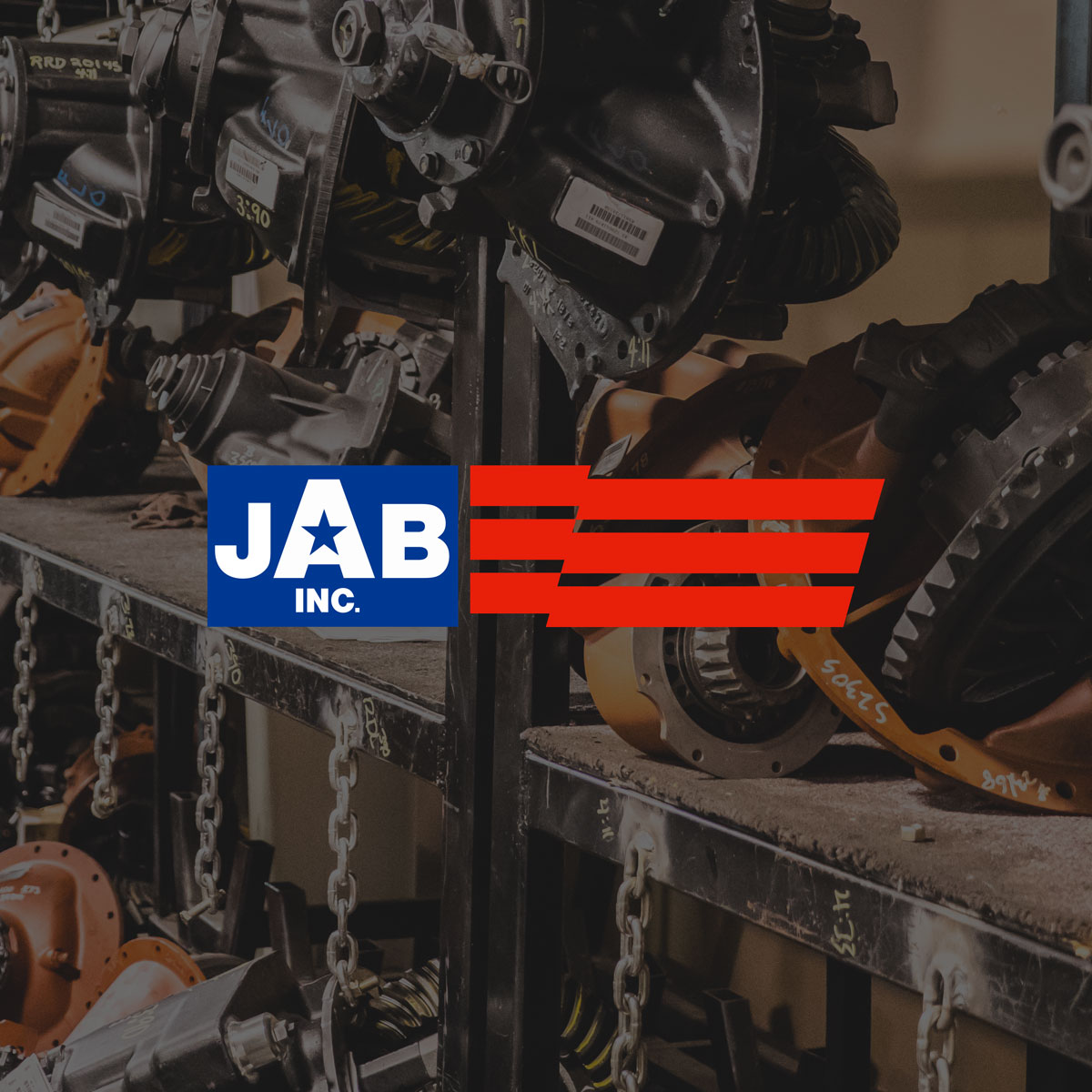 JAB Inc. >   Branding, Web Design