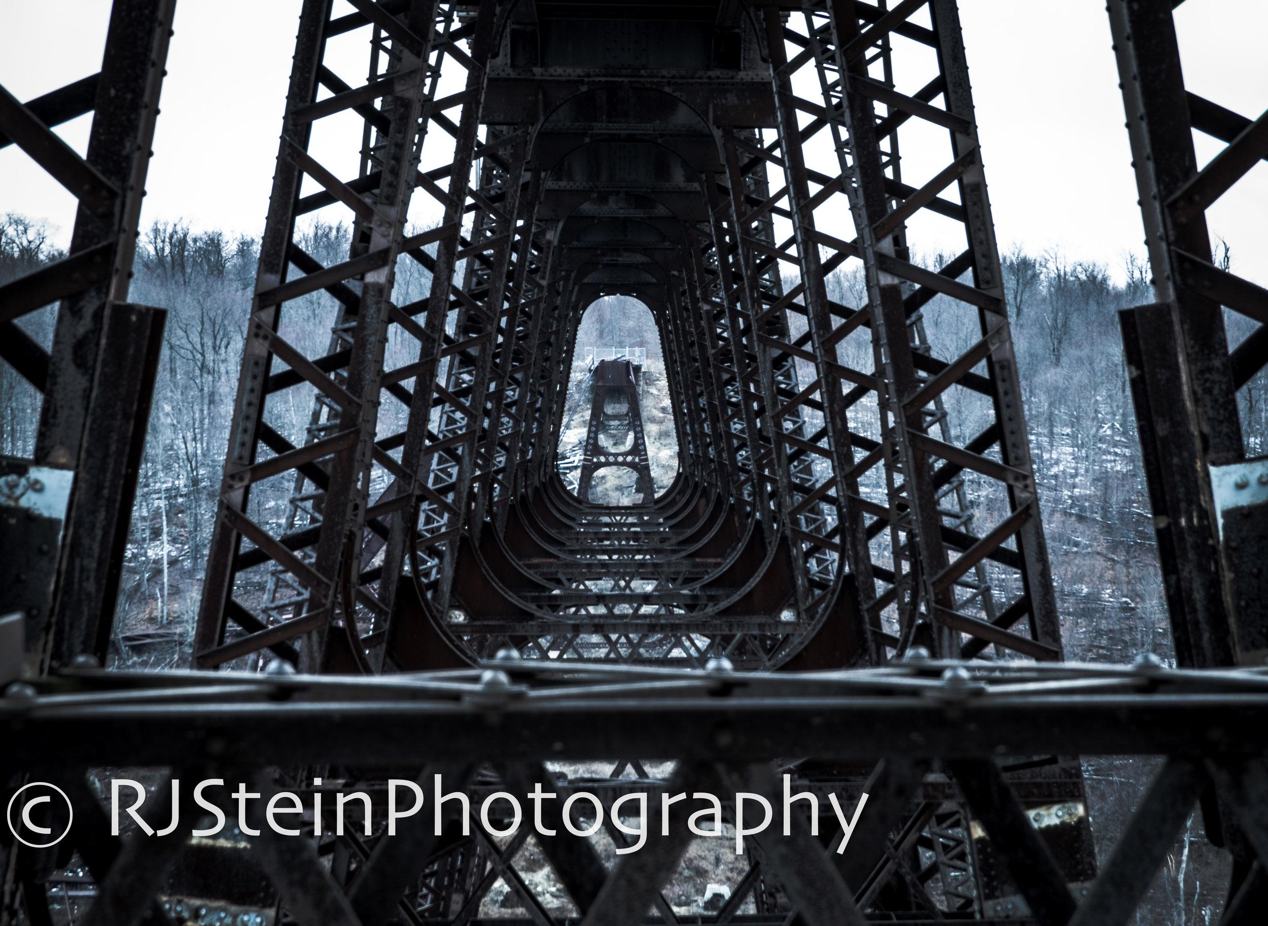 kinzua bridge focus, pennsylvania, 2018