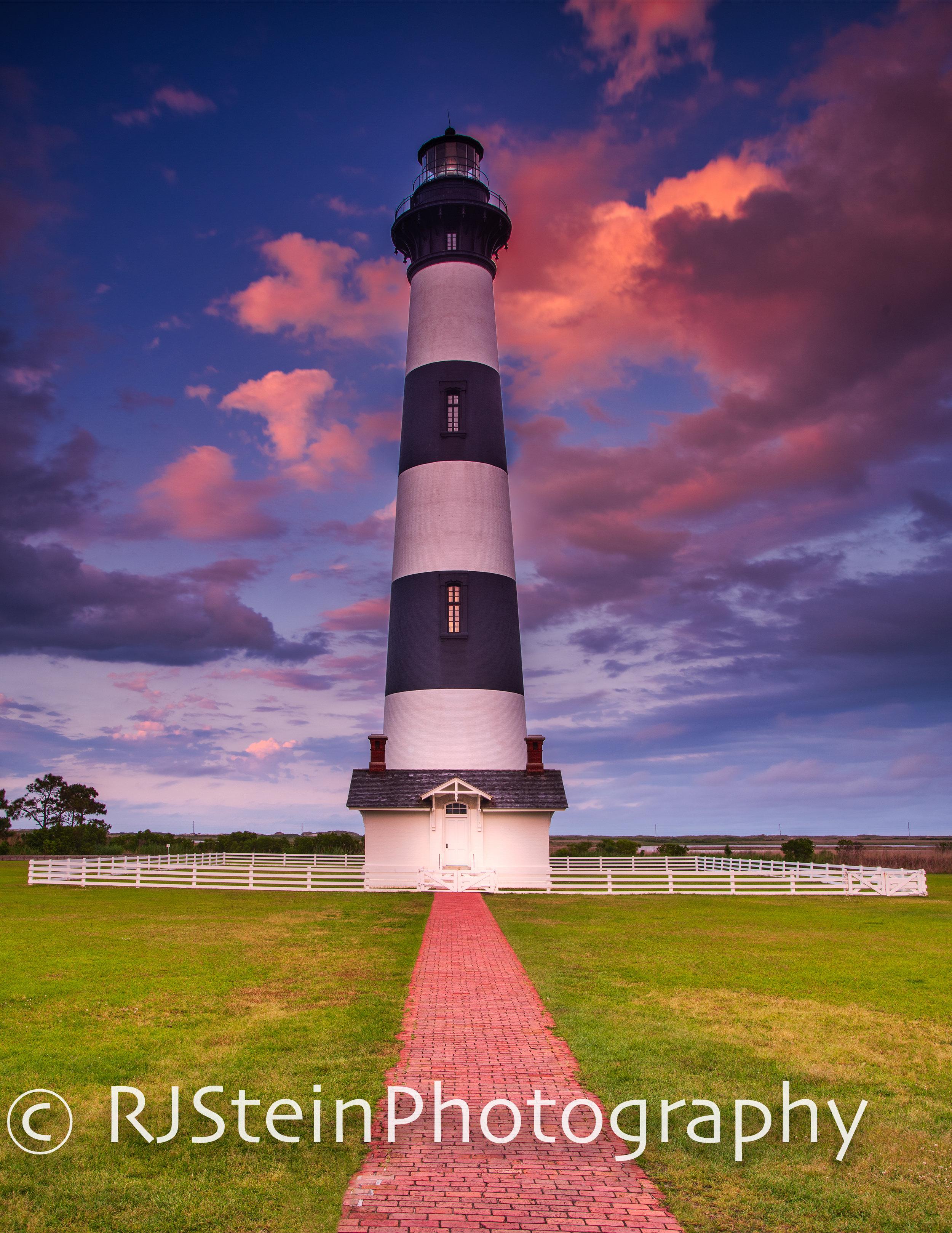 bodie island lighthouse, north carolina, 2019