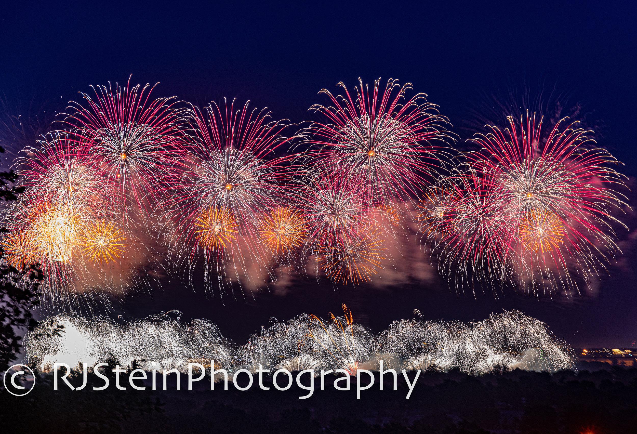 washington dc fireworks, washington dc, 2019