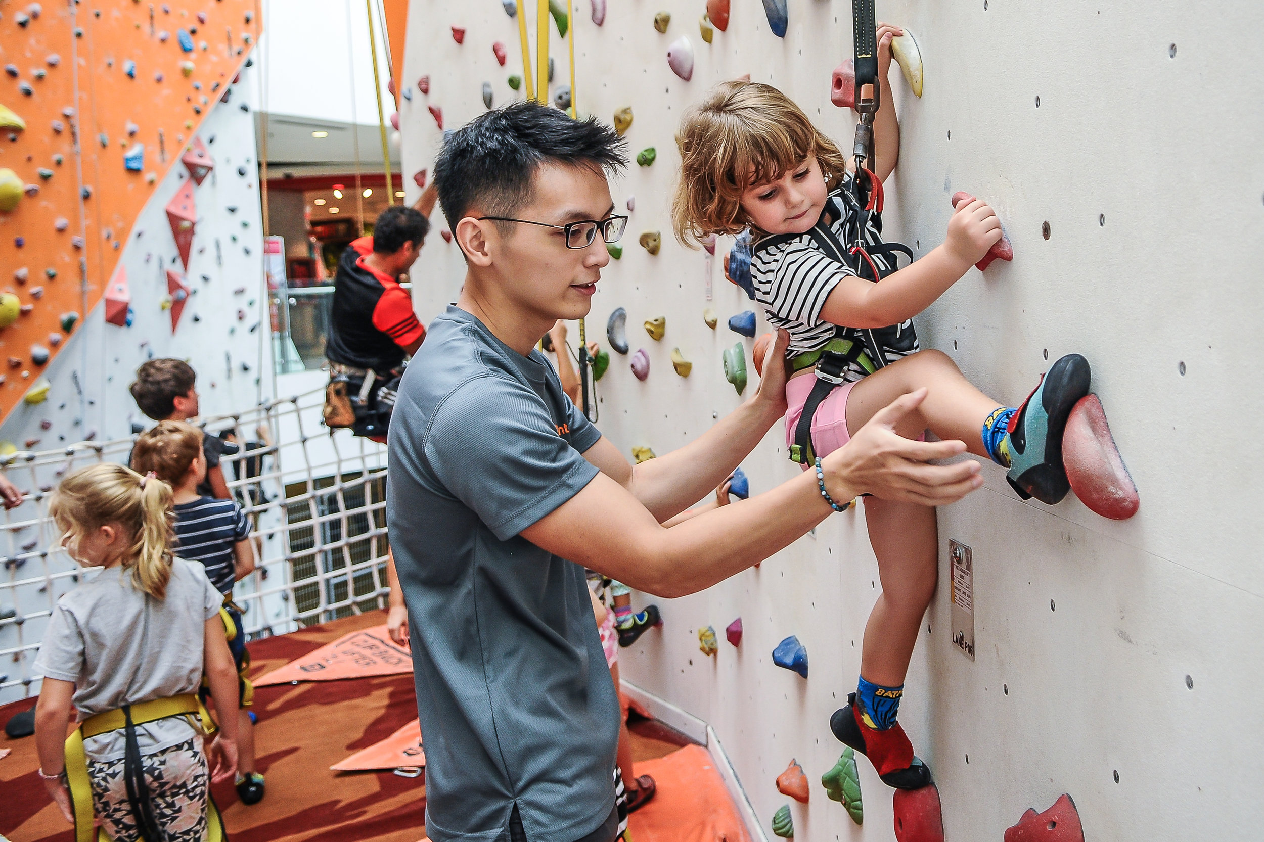 Beta Kids Instructor - Join us as a Beta Kids Instructor! If you love working with kids and helping them develop as climbers, you may be the one we are looking for!