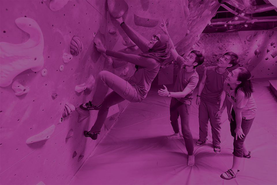 BETA BASICS - Improve your climbing techniques and movement to reach the top of the wall!BETA BASICSBASICSPLUS+BOOSTER PACK