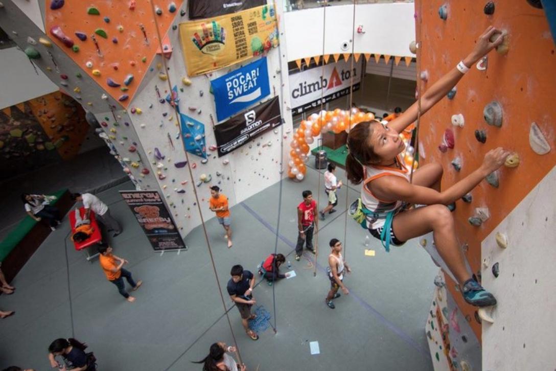 Climb-a-ton 2016 Highlights - Blog | Oct 15 2016 | GrowingwithCC