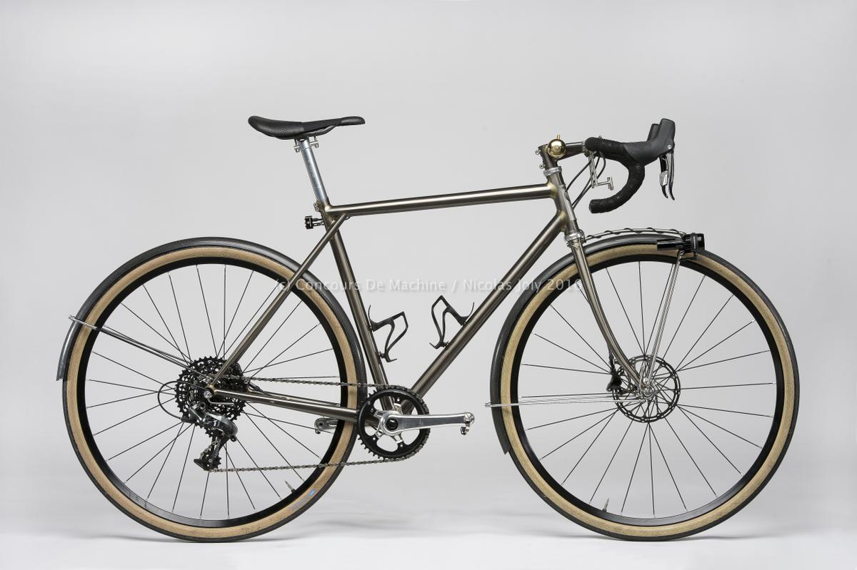 1er PRIX - CYCLES VICTOIRE - Photo Nicolas Joly