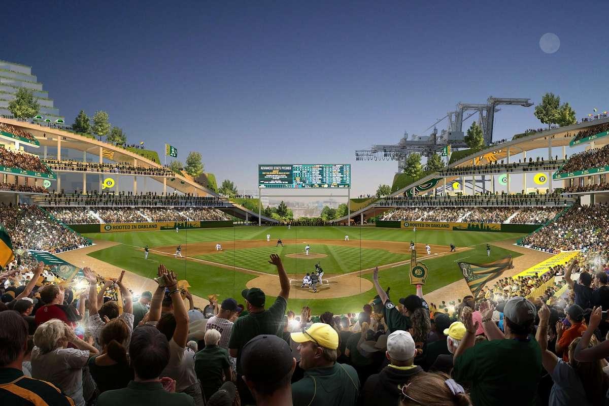 Photo Credit: Oakland Athletics