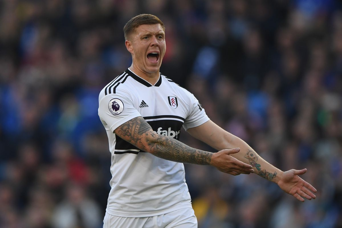 Alfie Mawson defender for Fulham  Photo Credit: Cottagers Confidential