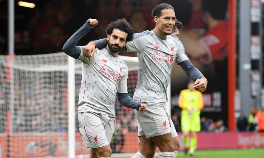 High Flyin Liverpool  Photo Credit: Liverpool FC