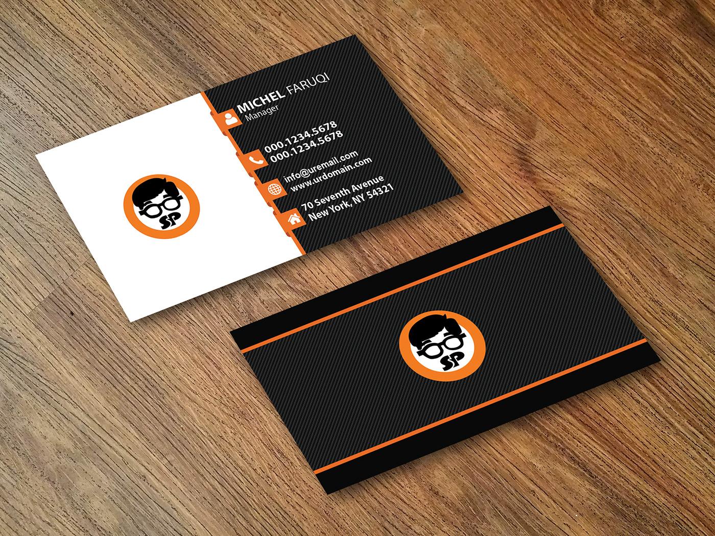 5 Free Business Card Mockup Templates For Designers Hyperviolet