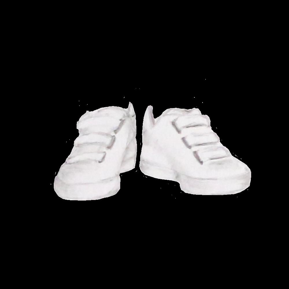 White sneakers - Veja, White Esplar Leather 3-Lock
