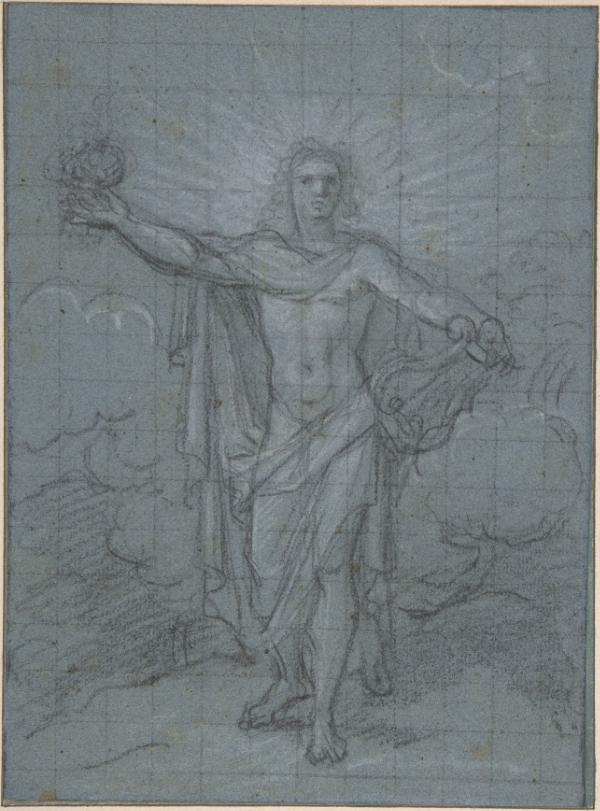 Standing Figure of Apollo