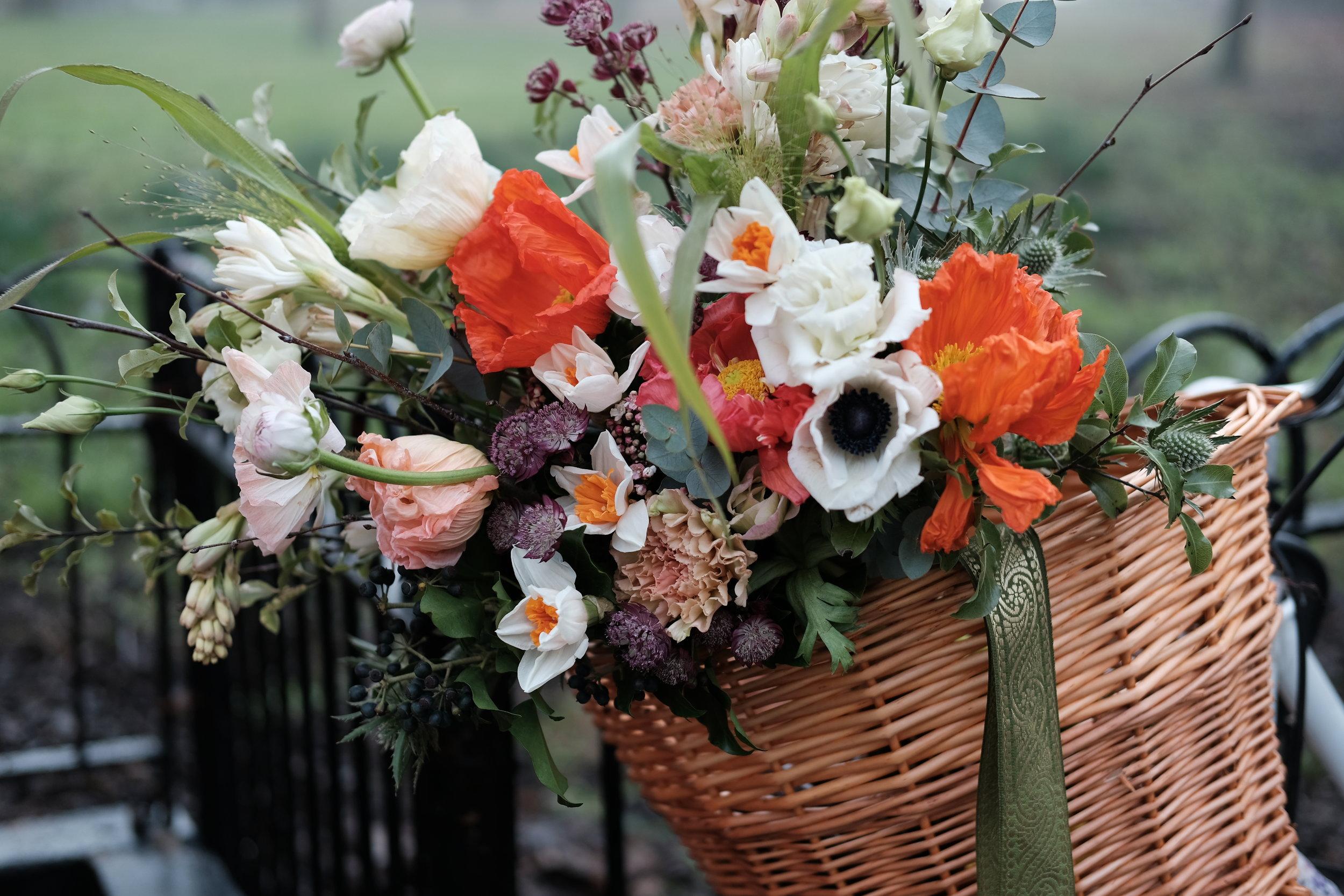 Brighton Bouquets By Bike - February 2019