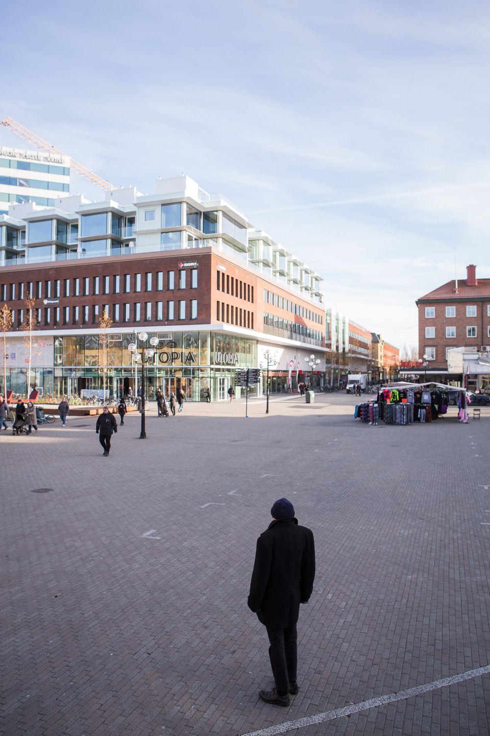 "The ""new"" Umeå takes shape"