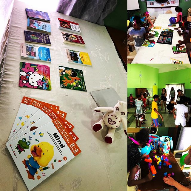 Here are some photos from the donation day at SOS Children's Village where we donated toys and books to these disadvantaged kids. The loved every moment and so did we ❤️ #help #change #love #inspiration #give #youth #donation #philanthropy #care #photooftheday #entrepreneur #companiesthatgiveback #happiness #goals #socialgood #positivity #smile #fun #giveaways #instalike #beautiful #children #babygirl #momlife #shopsmall #instakids #babyfashion #fun #kidsfashion #handmade #happiness #adorable