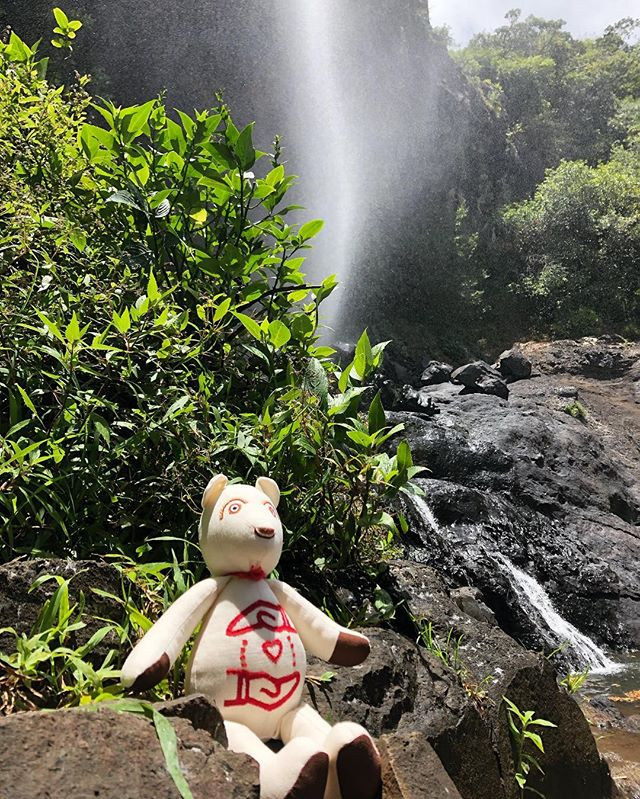 Bernie chasing #waterfalls 🙂. . . .  #children #babygirl #momlife #shopsmall #instakids #babyfashion #fun #kidsfashion #handmade #happiness #adorable #mom #babies #girl #babystyle #sweet #babyboy #motherhood #picoftheday #babylove #mommylife #toddlerfashion #mother #trendykiddies #mommy #blessed #cutekidsclub