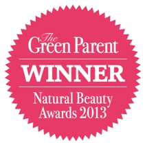Green Parent award winner2013 200.jpg