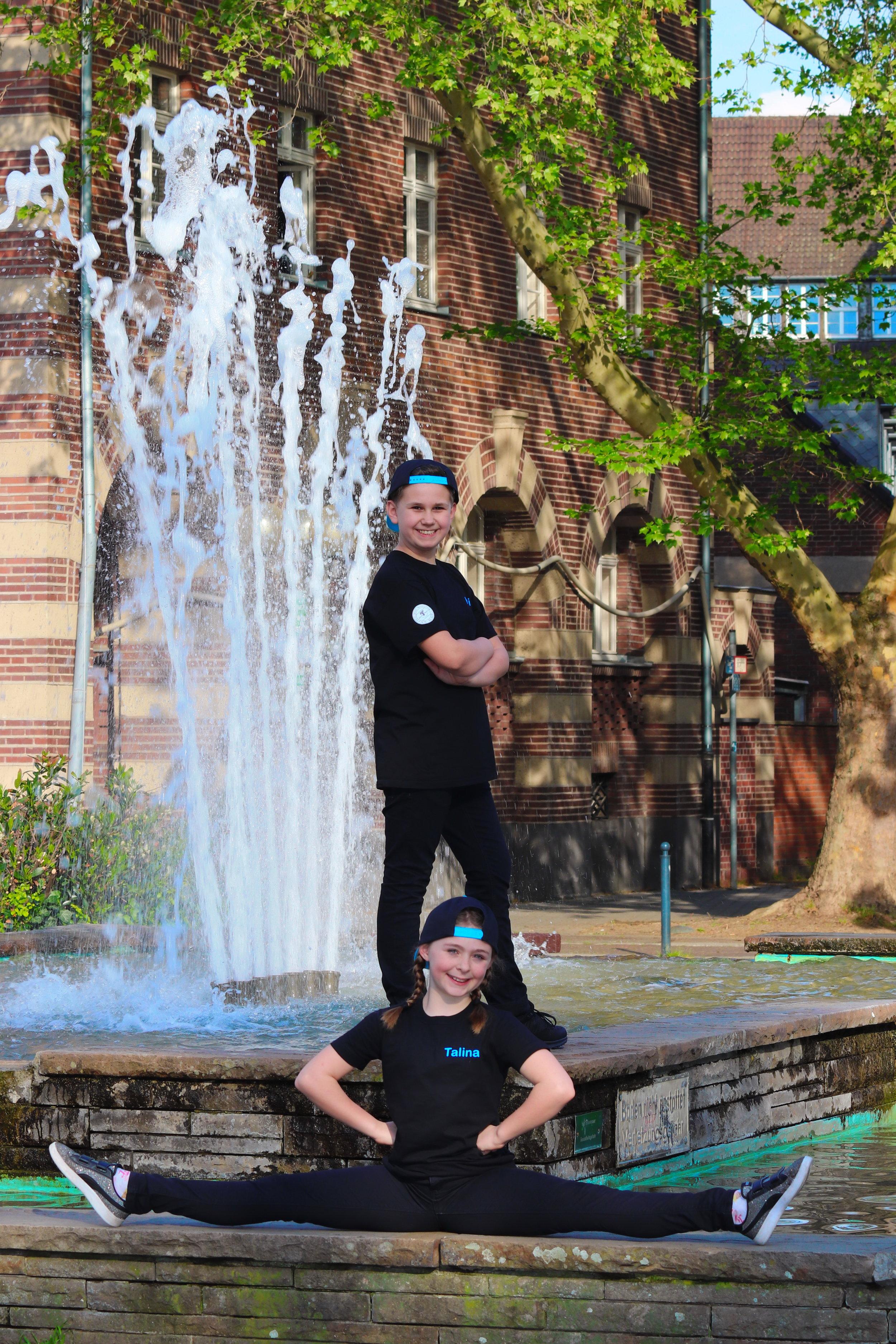 Kinderprinzenpaar steht in den Startlöchern - Das Kinderprinzenpaar der Stadt Oberhausen steht in den Startlöchern. Bereits Ende März wurden Talina Peters und Kai Liegmann von den Delegierten des Hauptausschuß Groß-Oberhausener Karneval einstimmig bestätigt.