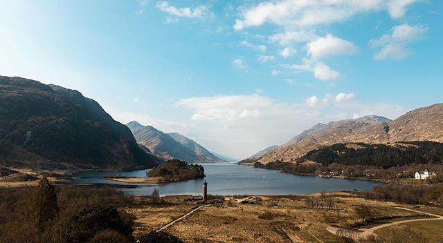 Wat. Een. Land. 🏴🏴 #vaderzoonweekend #scotland #landscapephotography #canonnederland @joop.van.boerdonk