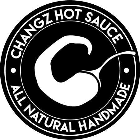 Changz Hot Sauce Round Logo
