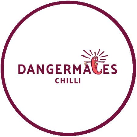 Dangermates Chilli Round Logo