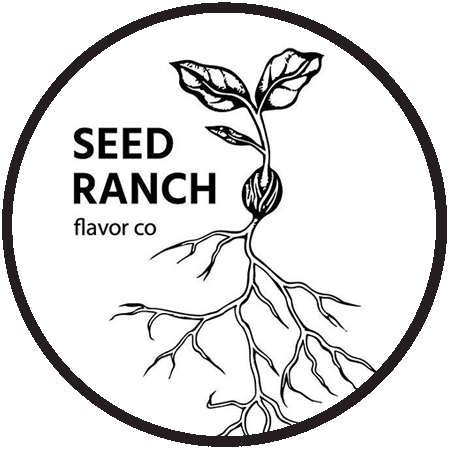 Seed Ranch Flavor Co Round Logo