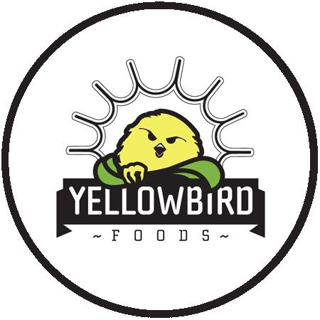 Yellowbird Foods Round Logo