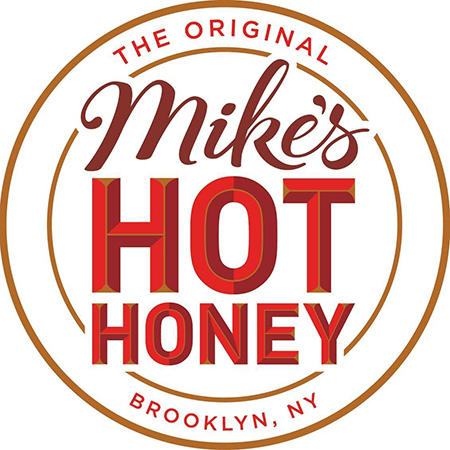 Mike's Hot Honey Round Logo