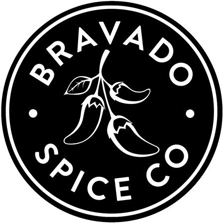 Bravado Spice Co - Round Logo